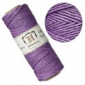 Ficelle chanvre 1,1mm violet (x9m)