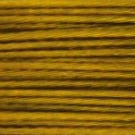 Fil nylon câblé 0,38mm or satiné (x10m)