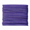 Cordon Cuir 1mm violet (x1m)