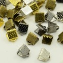 Embouts à serrer 6x6mm assortiment (x10)