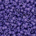 Perles Miyuki Delicas 11/0 DB2359 Opaque Dyed Violet (x5g)