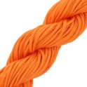 Fil nylon Shamballa 25m orange (x1)