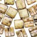 Fixer Bead HORIZONTAL 7x8mm REMBRANDT (x5g)