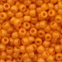 Perles de rocaille 11/0 TOHO 42D Opaque Orange (x10g)