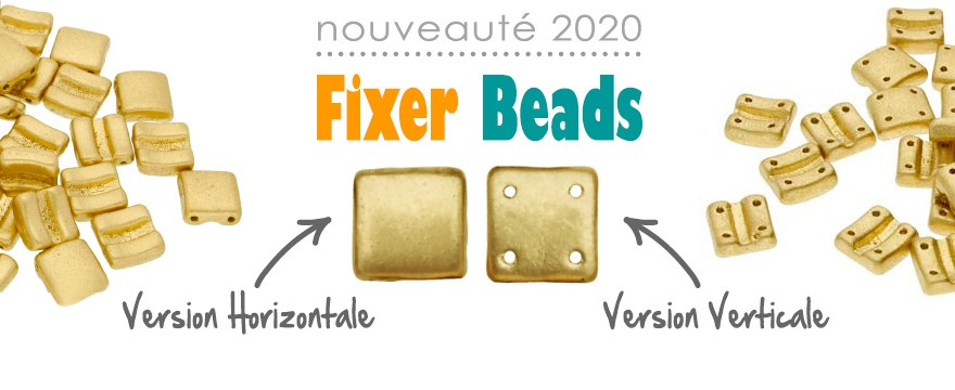 PERLES FIXER BEADS